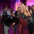 Brooke Hogan Performing At Ieba 2014 Conference In Nashville