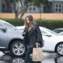 Elizabeth Olsen – Shopping in Los Angeles 1/23/ 2017