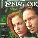 The X-Files - L'ecran Fantastique Magazine Cover [France] (January 2016)