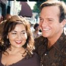 Roseanne and Tom Arnold
