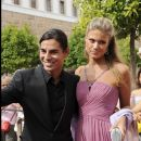 Julio Iglesias Jr. and Charisse Verhaert J