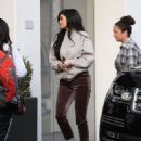Kylie Jenner Spotted out in Beverly Hills CA February 1, 2017 - 454 x 564