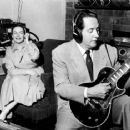 Les Paul and Mary Ford - 454 x 364