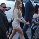 Jennifer Lopez American Idol Taping In West Hollywood