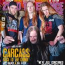 Jeffrey Walker, Bill Steer, Daniel Wilding - Zero Tolerance Magazine Cover [United Kingdom] (April 2013)