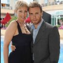 Gary Barlow and Dawn Andrews - 280 x 390