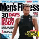 Jeremy Piven - Men's Fitness Magazine [United States] (August 2009)