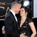 Channing and Jenna Attending The 85th Annual Academy Awards - Arrivals (2013)