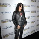 Slash attends the BandFuse:  Rock Legends Video Game Launch Event at House Of Blues Sunset Strip on November 12, 2013 in West Hollywood, CA