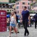 Caroline Wozniacki – Out in Portofino - 454 x 542