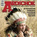 Chuck Billy - Aardschock Magazine Cover [Netherlands] (August 2012)