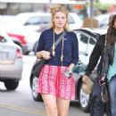 Mischa Barton - Mandarette Chinese Cafe In West Hollywood 4/22/10