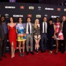 Danai Gurira-October 2, 2014-The Walking Dead Premiere