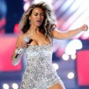 Beyonce Knowles Performing - The 50 Annual Grammy Awards 2008-02-10