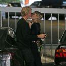 Miley Cyrus and Cody Simpson – Leaving Cedar Sinai hospital in Los Angeles