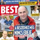 János Kulka - BEST Magazine Cover [Hungary] (14 October 2016)