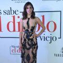 """Sandra Echeverria– """"Mas Sabe el Diablo por Viejo"""" Premiere at Cinemex Antara in Mexico City 07/19/2018 - 454 x 681"""