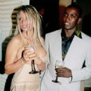 Katie Price and Dwight Yorke