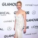 Amber Heard – 2018 Glamour Women of the Year Awards in NYC