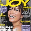 Eva Longoria - Joy Magazine Cover [Hungary] (November 2008)