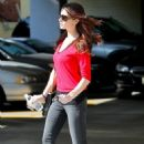 Red Hot Ashley Greene's Waxing Salon Sexiness