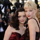 "Haley Bennett - Premiere ""Wall Street: Money Never Sleeps"" 63 Cannes Film Festival, 14 May 2010"