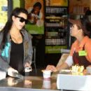 Kim Kardashian: paid a visit to the gym in Los Angeles