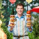 Bobby Flay Parade Magazine Pictorial 24 May 2009