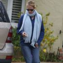 Julia Roberts Out and About In La