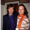 Mick & Chris Jagger in NYC - 1996 - 454 x 675