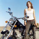Josie Maran Men's Journal Magazine Pictorial December 2002