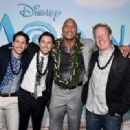 Dwayne Johnson- November 14, 2016- The World Premiere of Disney's 'Moana' - 454 x 319