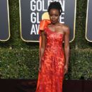 Danai Gurira : 76th Annual Golden Globe Awards - 430 x 600