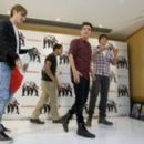 Big Time Rush in Mexico