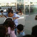Joe Jonas and Ashley Greene at Airport in Dubai