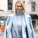 Karlie Kloss – Leaving Ralph Lauren Show in New York