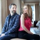 Leslie Mann and Judd Apatow - 454 x 304