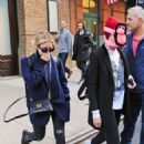 Cara Delevingne and Ashley Benson – Leaving The Greenwich Hotel in NYC