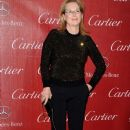 Meryl Streep arrives at the 25th Annual Palm Springs International Film Festival Awards Gala at Palm Springs Convention Center on January 4, 2014 in Palm Springs, California