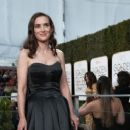 Winona Ryder at The 74th Golden Globes Awards - arrivals