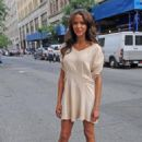 Noemie Lenoir - Aug 12 2008 - 'The Tyra Banks Show' Celebration Of The First All Black Model Issue Of Vogue Italia In New York City