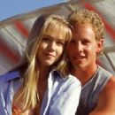 Jennie Garth and Ian Ziering