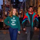 Maddie Ziegler with her friends shopping in Beverly Hills