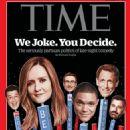 Jimmy Kimmel - Time Magazine Cover [United States] (26 September 2016)
