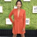 Candice Patton – The CW Networks Fall Launch Event in LA - 454 x 683