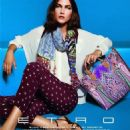 etro accessories s/s 13 campaign by simone falcetta