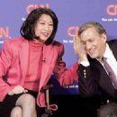 Connie Chung & Walter Isaacson