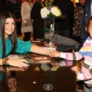 Fergie Promotes Shoe Collection At Nordstrom At The Grove