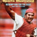 Johnny Bench - Sports Illustrated Magazine Cover [United States] (13 March 1972)