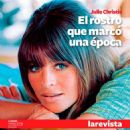 Julie Christie - La Revista Magazine Cover [Ecuador] (3 May 2020)